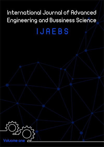 International Journal of Advanced Engineering and Business Sciences